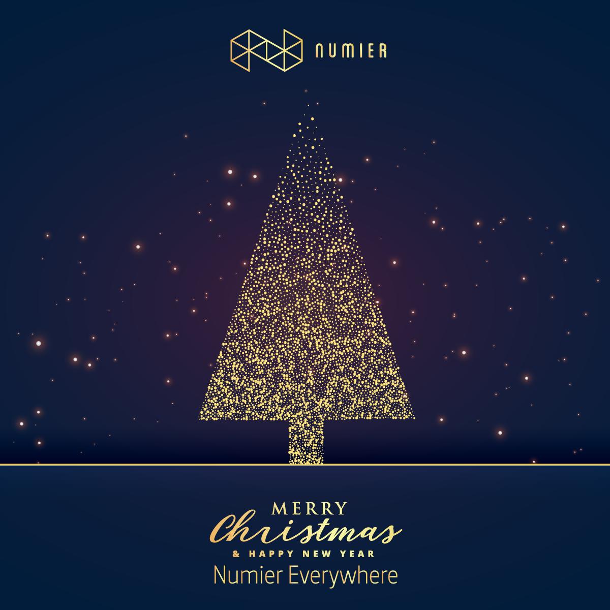 ¡Feliz navidad y Numier Everywhere!