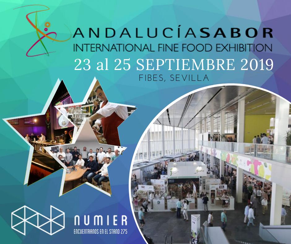 Numier en Andalucía Sabor 2019