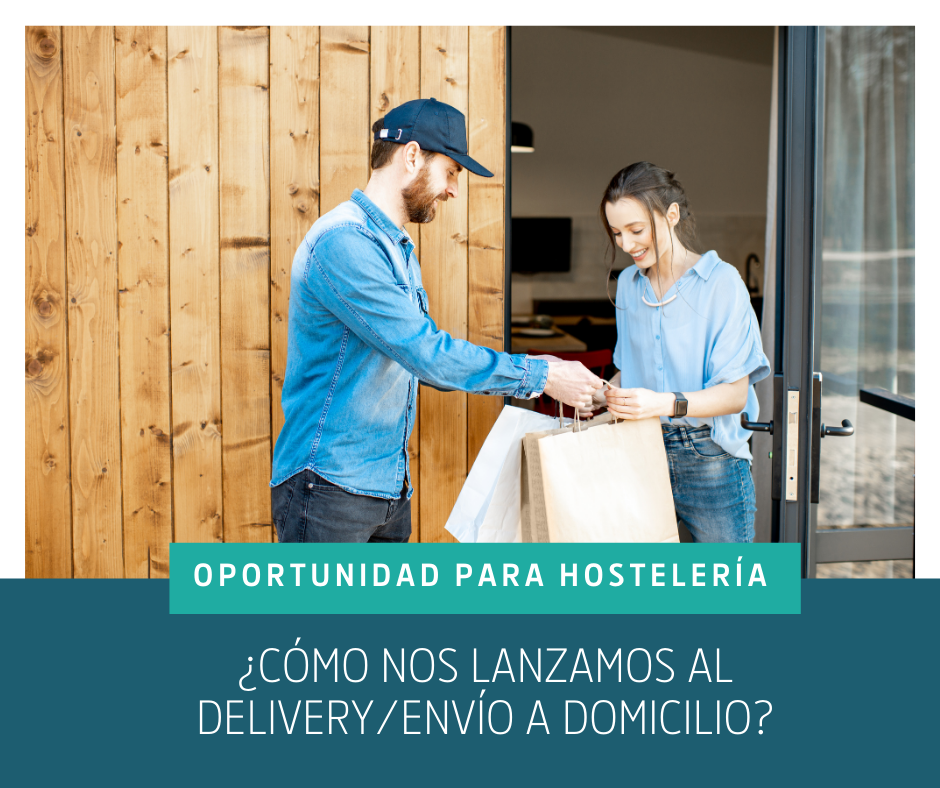 CORRECIÓN DEL BOJA, ¿Cómo nos lanzamos al delivery/envío a domicilio?
