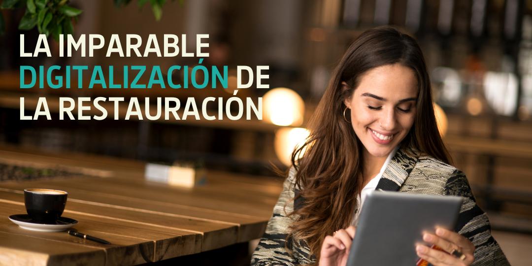 Digitalización en el sector hostelería